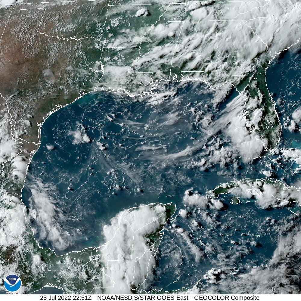 Barry Satellite Image