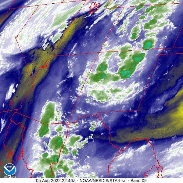 NM infrared satellite