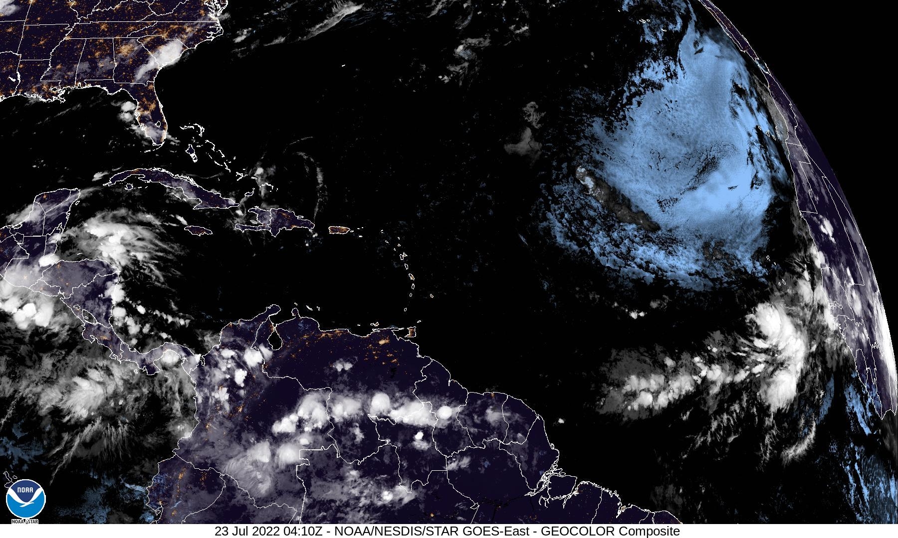 Tropical Atlantic Image
