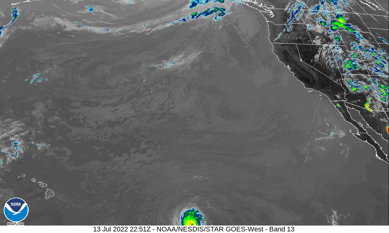 GOES-West IR4